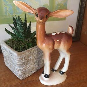 Vintage Japan Kitsch Deer Figurine